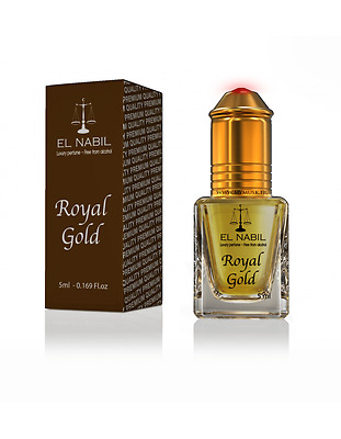 EL NABIL 5ml Royal Gold 100% huile