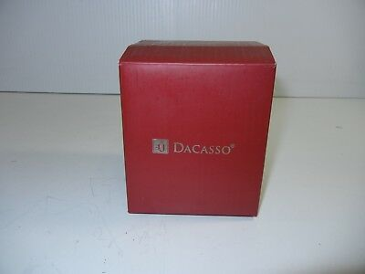 Dacasso Black Bonded Leather Pencil Cup Home & Kitchen Features