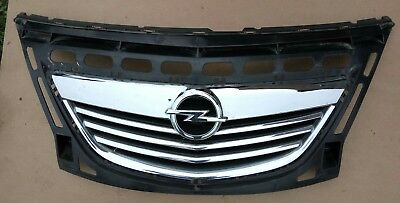 Opel Insignia,Frontgrill,Kühlergrill,Grill Stoßstange oben 13238420 551004542