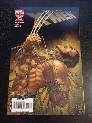 Uncanny X-men#498 Incredible Condition 9.2(2008) Choi Art!!