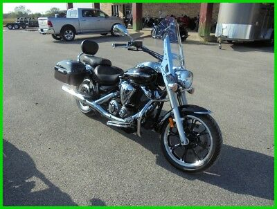 Yamaha V Star  2013 Yamaha V Star 950 Tourer Beautiful VStar Cruiser