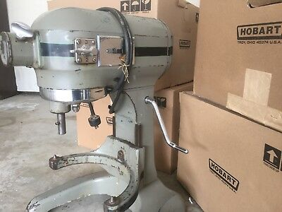 20 quart hobart mixer with attachments