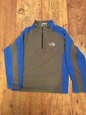 North Face Child's Fleece Top. Size Small (age 7/8)