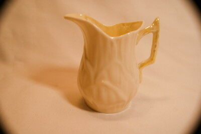 Vintage Ireland Beleek Porcelain Pitcher
