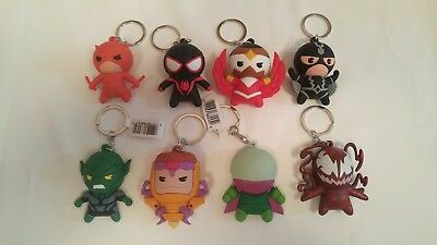 Marvel Collectible Key Ring SPIDERMAN MILES MORALES Blind Bag Keychain