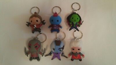 Marvel Collectible Key Ring YONDU Guardians of the Galaxy Blind Bag Keychain