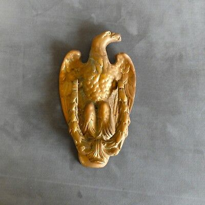 Vintage Brass Eagle Americana Door Knocker
