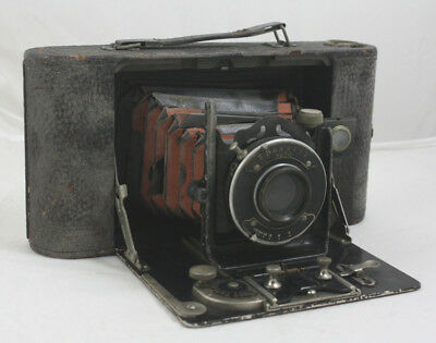 Antique Conley Folding Camera Very Early - Parts Repair?