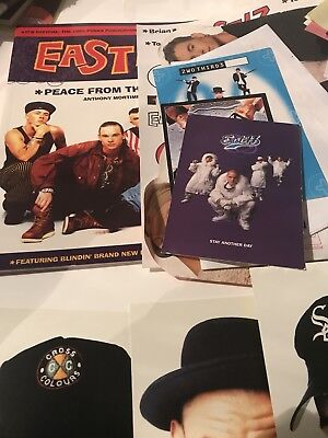 East 17 K9 Fan Club Collectible And Book