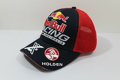 Lowndes & Whincup Red Bull Racing Australia V8 Supercar Team Trucker Cap NEW