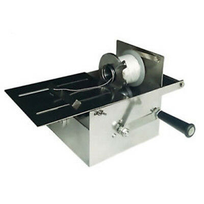 Hand Rolling Sausage Tying And Sausage Knotting Machine 32mm 42mm 52mm