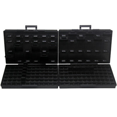 2Aidetek BOXALL96AS 96 lids anti-static ESD Safe Enclosure Components Organizer