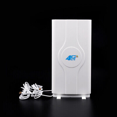 88dBi 4G/3G LTE Booster Ampllifier MIMO WiFi Antenna Dual TS-9 Telstra Optus