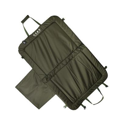 Compact Foldable Unhooking Mat Pad for Fish Protection Carp Fishing Tackle