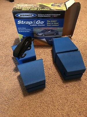 Strap And Go Ladder