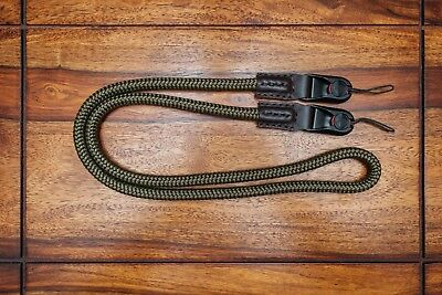 Peak Design Anchor AL3 Khaki Green Rope Cord Cross Body Camera Strap 120cm 1.2m