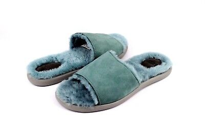 4d52e27bf89 UGG KENDYL FULLY Lined Sheepskin Collar Slippers Chestnut Size 5 Us ...