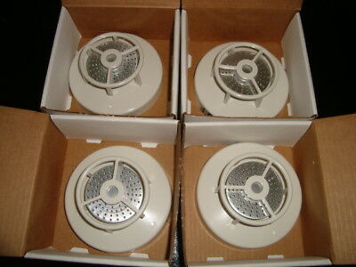 New Lot of 4.  Hochiki DFE-135 Fire Alarm Heat Detector Head