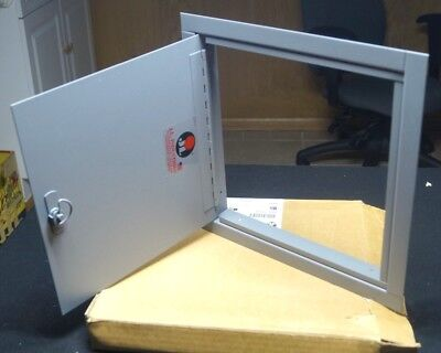 """NEW JM Industries Steel 14"""" X 14"""" Gray Access Door Wall Panel MANY AVAILABLE"""