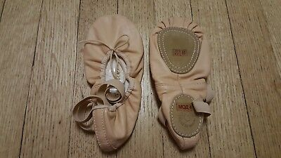 Grishko Adult Leather Ballet Slipper-Pink, Many Sizes. LEATHER@ <canvas prices!!