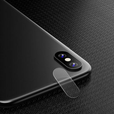 iPhone X 8 7 6 Plus Back Camera Lens Tempered Glass Film Protector 9H Hardness