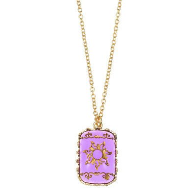Disney Store Japan Necklace see-through Spring Jewelry Rapunzel