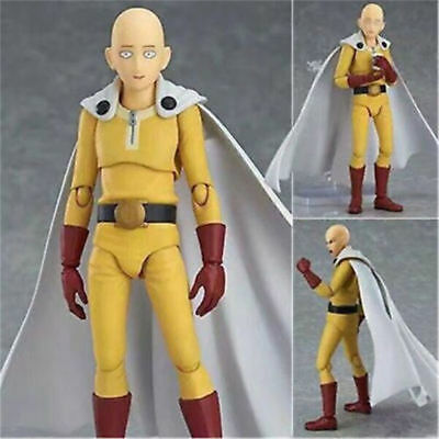 One Punch Man Hero Movable Model Figure Toys Figma 310 Cartoon Decor Peripheral