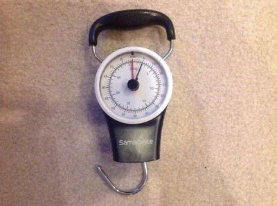 Samsonite Travel Luggage Scale 80 lbs pounds
