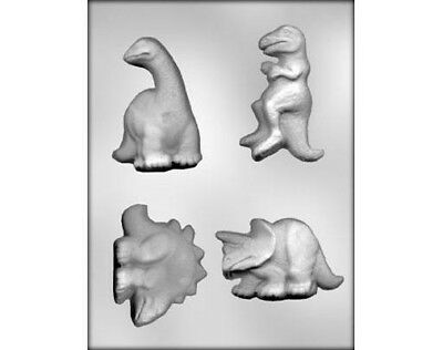 Dinosaur Large Chocolate Mould or Soap Mould