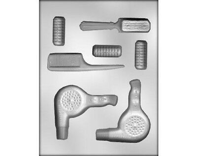 Hair Stylist Tool Chocolate Mould