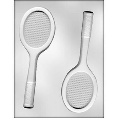 Tennis Racquet Chocolate Mould