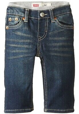 Levis Baby Boys Pull-on Jeans Size 18 Month 514 straight leg