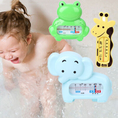 Room Water Thermometer Baby Bathing Elephant Shape Temperature Infant Kid Shower