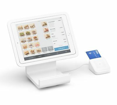 iPad Square Stand + Contactless + Dock POS for All Kinds Credit Card Terminal