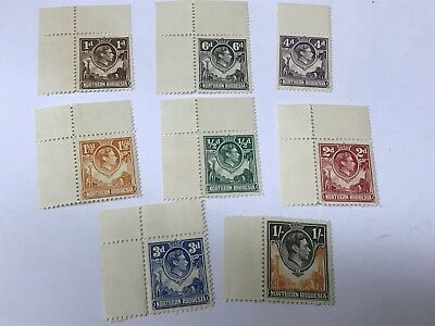 Northern Rhodesia  George 1938 Collection  MVLH    Lot 3723