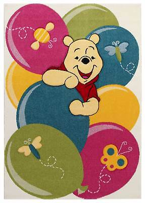 Disney Tappeto Disney Premium Winnie Party grigio/multicolore 100 x 150 cm