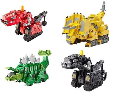 Dinotrux TY Rux, Dozer, Garby, Shadow TY Rux Sounds Figure