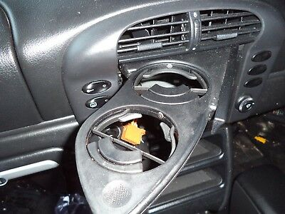 Porsche Boxster 986 Cup Holder 2004 Boxster Face Lift Cup Holder  Bx04Vbb