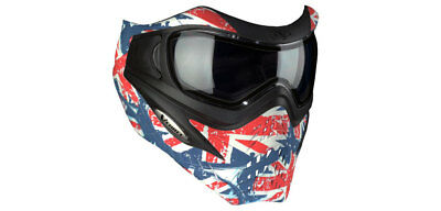 VForce Grill Paintball Thermal Maske SE Limited - Union Jack