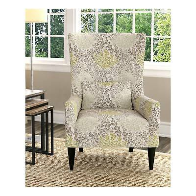 Orilla Shelter High Back Wing Chair - Handy Living