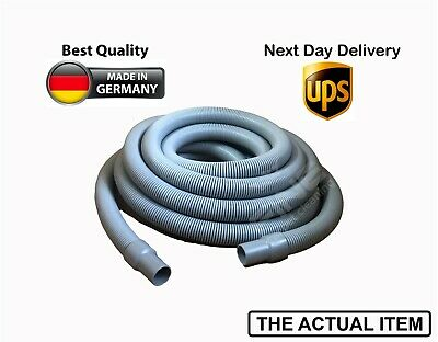"GENUINE CARPET CLEANING 15m/50ft (NEW )VACUUM HOSE/PIPE 1-1/2"" (38mm) PROCHEM"