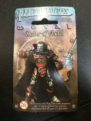 Amazing! Mage Knight Necromancer WZK552 Pewter Miniature Figure Overig