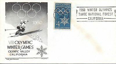 US FDC #1146 Olympics Unofficial, Aristocrat (3526)aa