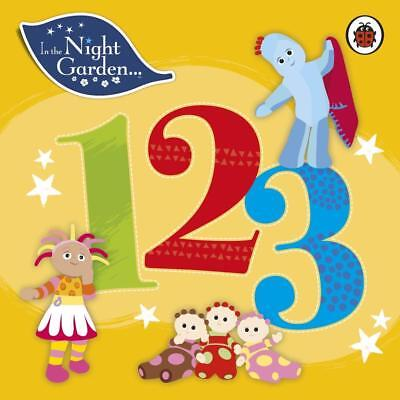 NEW 123 By BBC Board Book Free Shipping