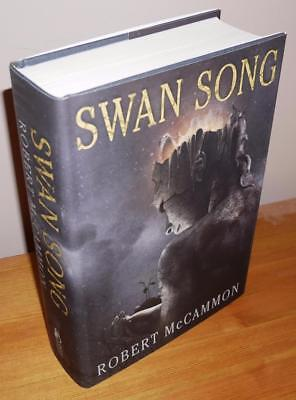 Robert McCammon SWAN SONG Signed Limited Edition in Slipcase