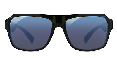 EnChroma Northside Outdoor Glasses - Color Blind Glasses (Blue Stream)