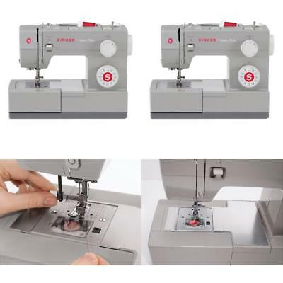 SINGER 40 HEAVY Duty Model Sewing Machine With 40 BuiltIn Extraordinary Singer 4423 Heavy Duty Sewing Machine
