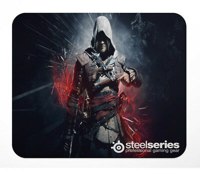 New Edition Assassin's Creed Steelseries professional gamer Mousepad MOUSE PAD