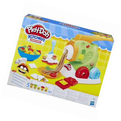 PLAY-DOH Kitchen Creations Noodle Makin Mania BRAND NEW