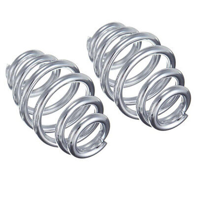 """3"""" Motorcycle Barrel Coiled Solo Seat Springs for Harley Chopper Bobber Softail"""